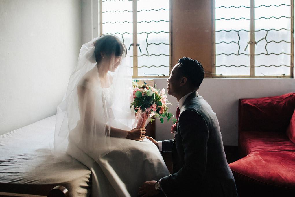 Wedding of Hsin Yao and Jing Li