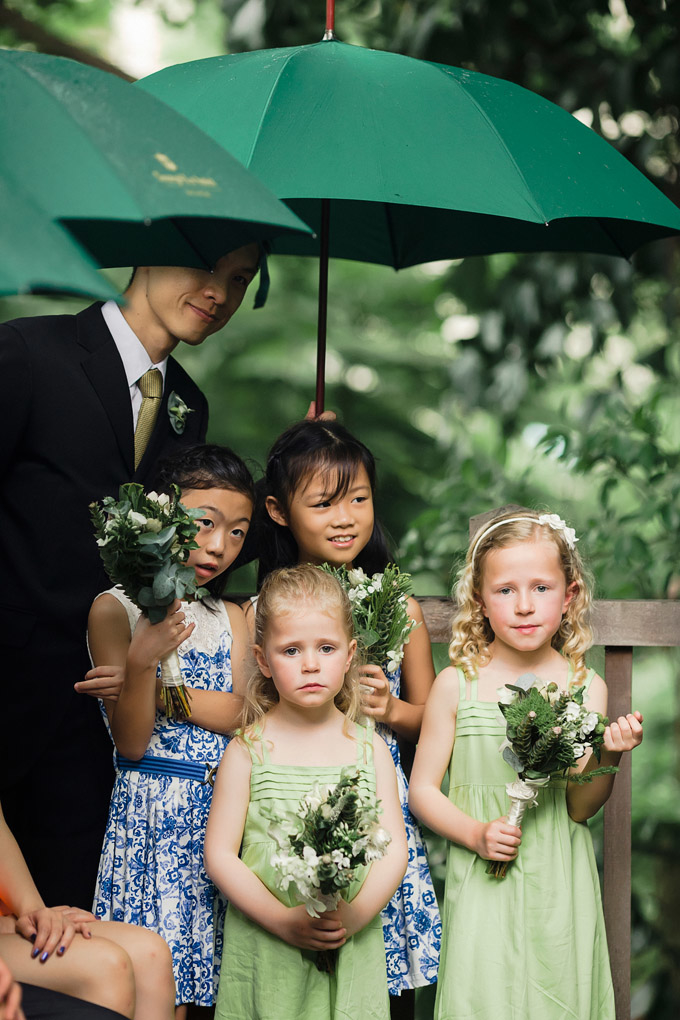 Wedding Day - Adrien and Ren Yung